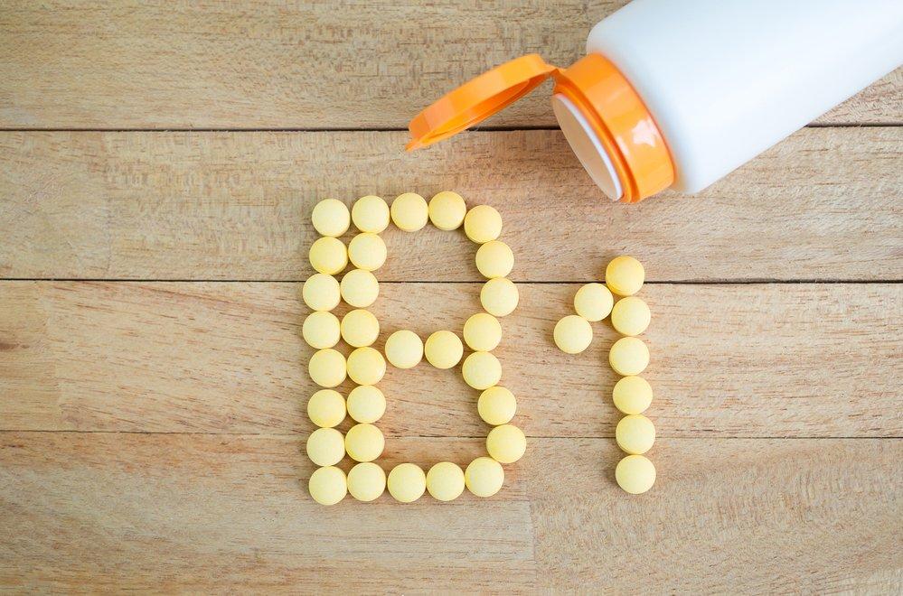 Vitamine B1 cerveau